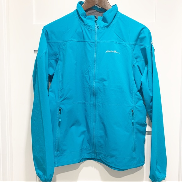 Eddie Bauer Jackets & Blazers - EDDIE BAUER First Ascent hiking shell